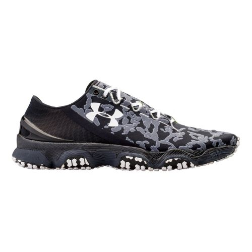 Mens Under Armour Speedform XC Running Shoe - Black 8.5