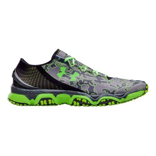 Mens Under Armour Speedform XC Running Shoe - Lead 9.5