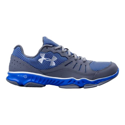 Mens Under Armour Micro G Pulse TR II Running Shoe - Graphite 8.5