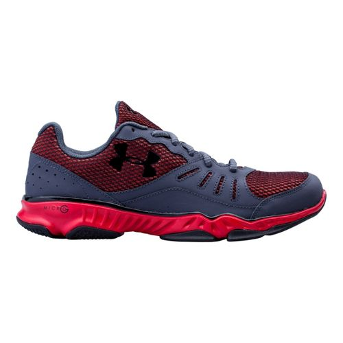 Mens Under Armour Micro G Pulse TR II Running Shoe - Lead 16