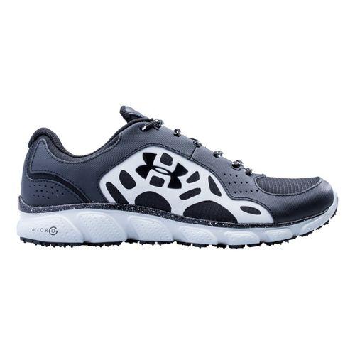 Mens Under Armour Assert IV Trail Running Shoe - Black 11