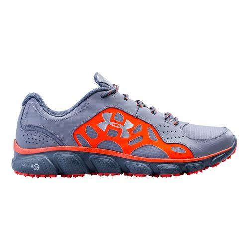 Mens Under Armour Assert IV Trail Running Shoe - Graphite 11.5