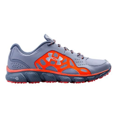Mens Under Armour Assert IV Trail Running Shoe - Graphite 9