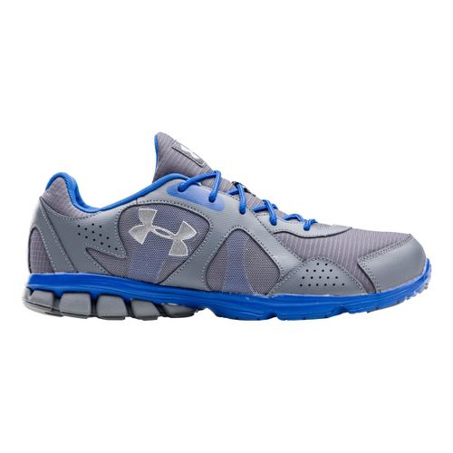 Mens Under Armour Endure NM Running Shoe - Charcoal 8