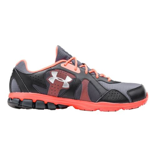 Mens Under Armour Endure NM Running Shoe - Lead 8.5