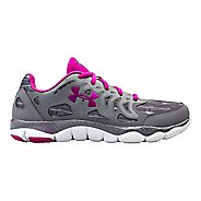 Womens Under Armour Micro G Engage Print Running Shoe