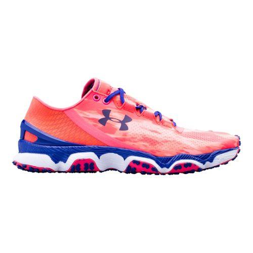 Womens Under Armour Speedform XC Running Shoe - Neo Pulse 8.5