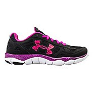Womens Under Armour Micro G Engage BL Running Shoe
