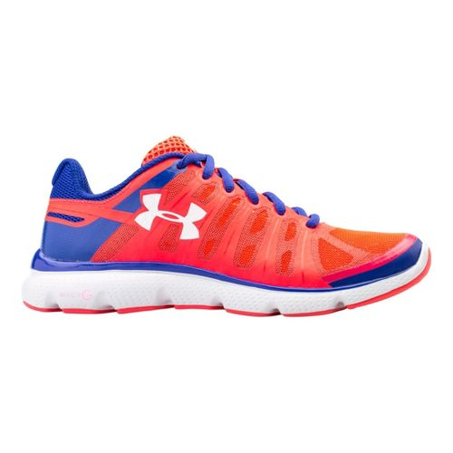 Womens Under Armour Micro G Pulse II Running Shoe - Neo Pulse 9