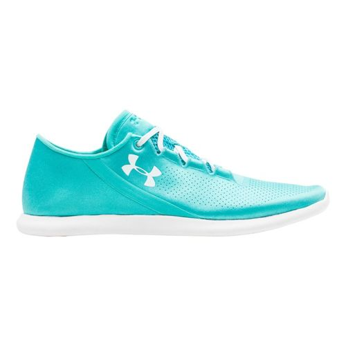 Womens Under Armour Speedform Studiolux Cross Training Shoe - Breathtaking Blue 7.5