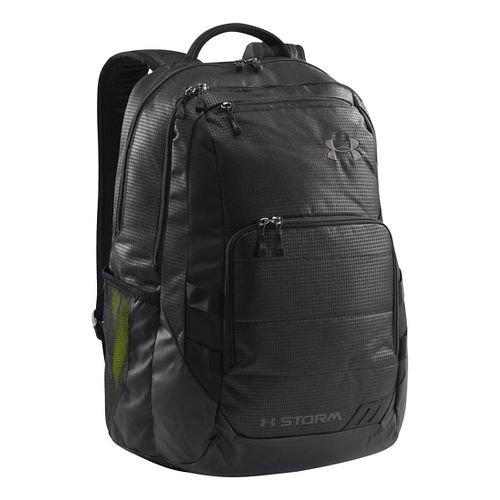 Under Armour Camden Backpack Bags - Black/Charcoal