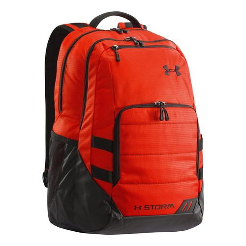 Under Armour Camden Backpack Bags - Volcano/Black