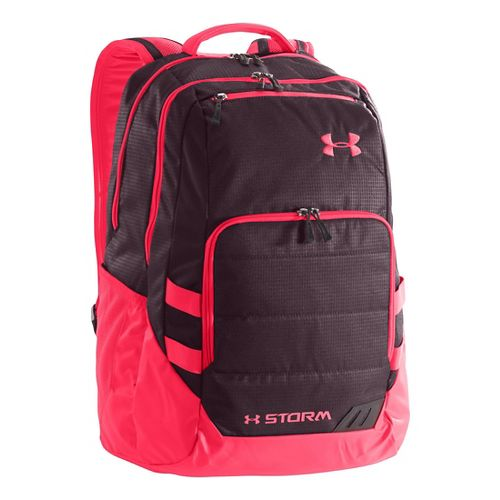 Under Armour Camden Backpack Bags - Velvet Plum/Neo Pulse