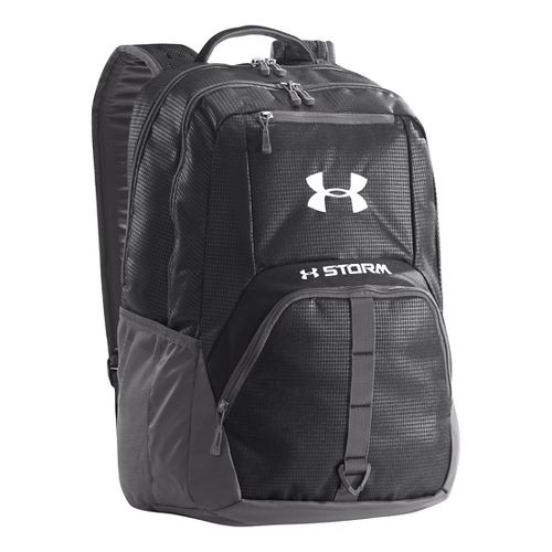 Under Armour Exeter Backpack Bags - Black/Graphite