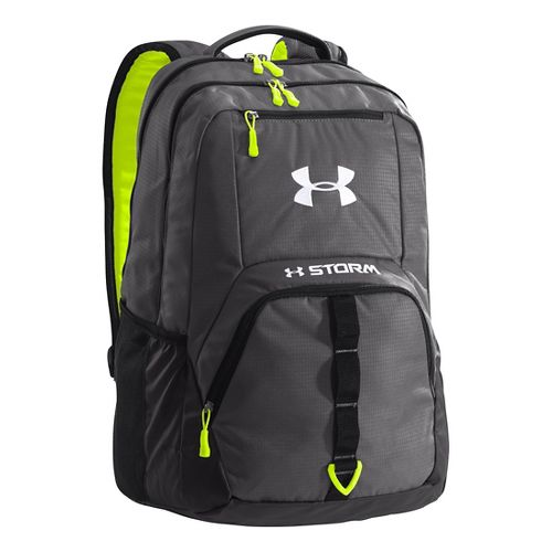 Under Armour Exeter Backpack Bags - Graphite/Black