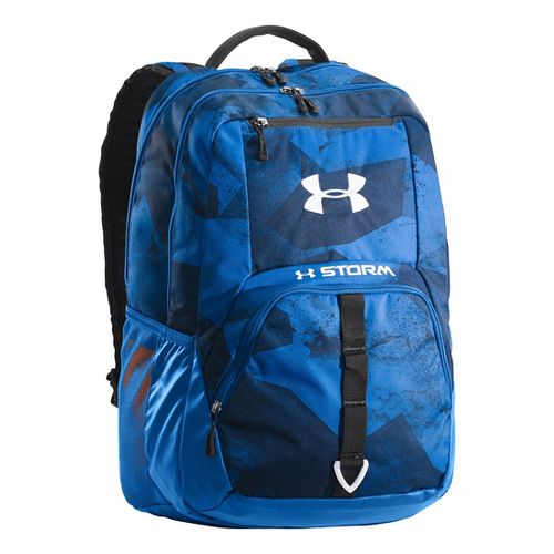 Under Armour Exeter Backpack Bags - Scatter/Black