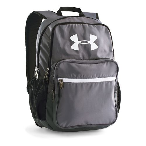 Under Armour Storm Backpack Bags - Graphite/White
