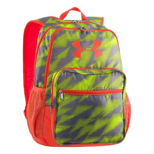 Under Armour Storm Backpack Bags - High Vis Yellow/Graphite
