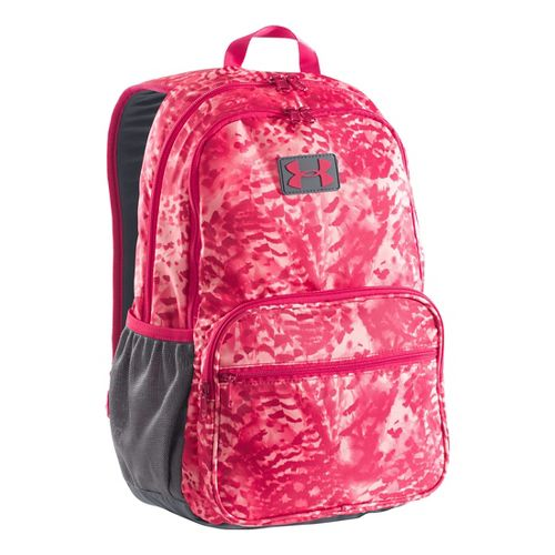 Kids Under Armour Girls Great Escape Backpack Bags - Neo Pulse/Passion