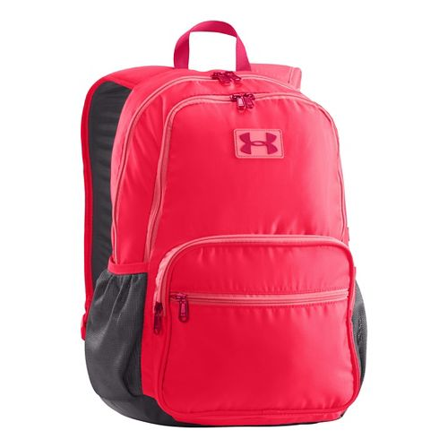 Kids Under Armour Girls Great Escape Backpack Bags - Neo Pulse/Success