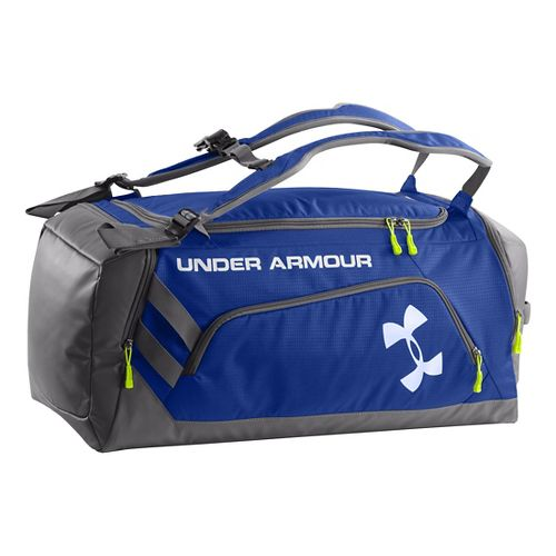 Under Armour Contain Duffel Bags - Royal/Graphite