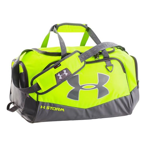 Under Armour Undeniable Duffel Small Bags - High Vis Yellow