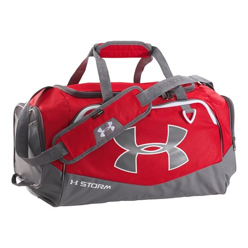 Under Armour Undeniable Duffel Small Bags - Red