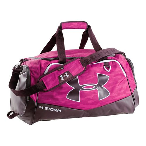 Under Armour Undeniable Duffel Medium Bags - Magenta Shock