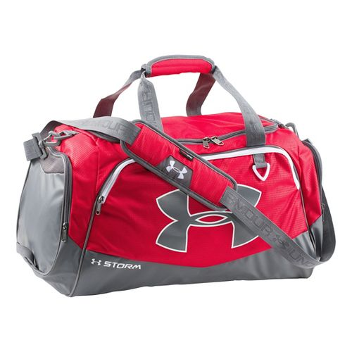 Under Armour Undeniable Duffel Medium Bags - Red