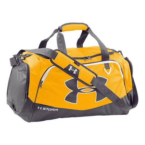 Under Armour Undeniable Duffel Medium Bags - Steeltown Gold