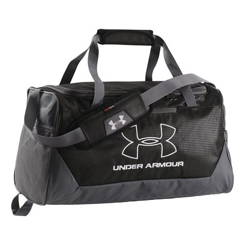 Under Armour Hustle-R Duffel Small Bags - Black