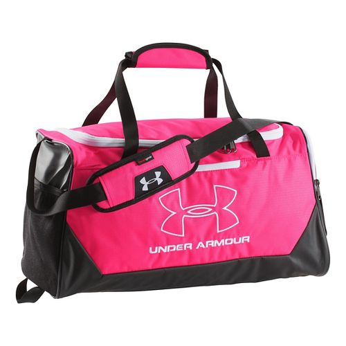 Under Armour Hustle-R Duffel Small Bags - Pinkadelic