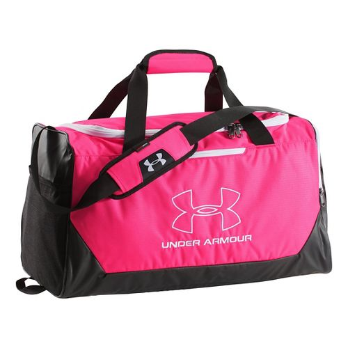 Under Armour Hustle-R Duffel Medium Bags - Pinkadelic