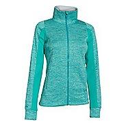 Womens Under Armour Infrared Full Zip Running Jackets