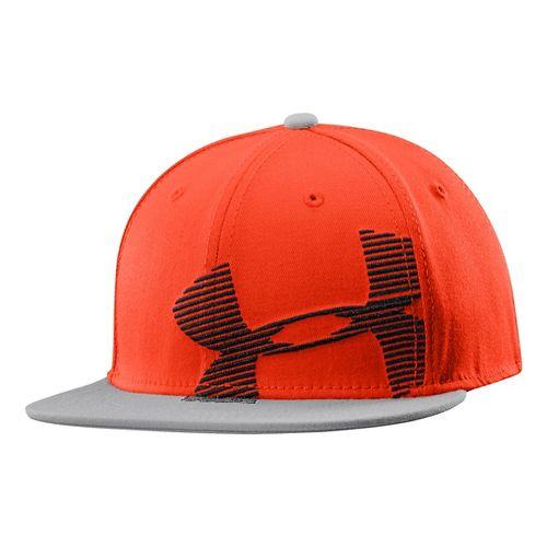 Mens Under Armour Gradient Cap Headwear - Volcano XL/XXL