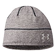 Womens Under Armour ColdGear Infared Run Reflective Beanie Headwear