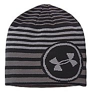 Kids Under Armour Boys Reverisble Beanie Headwear