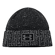 Kids Under Armour Boys UA Cuff Beanie Headwear