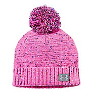 Kids Under Armour Girls Funfetti Beanie Headwear