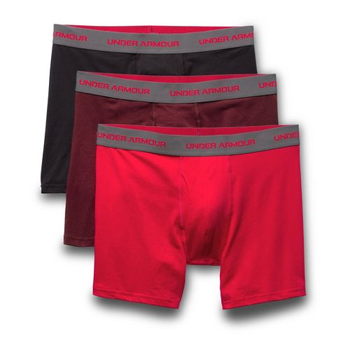 Mens Under Armour Charged Cotton Stretch 6