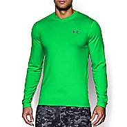Mens Under Armour ColdGear Infrared T Long Sleeve No Zip Technical Tops