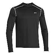 Mens Under Armour Promise Land Long Sleeve No Zip Technical Tops