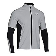 Mens Under Armour Chrome Run Outerwear Jackets