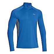 Mens Under Armour Armourvent Run Long Sleeve 1/2 Zip Technical Tops