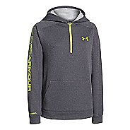 Kids Under Armour Boys ColdGear Ingared Hoody Warm-Up Hooded Jackets