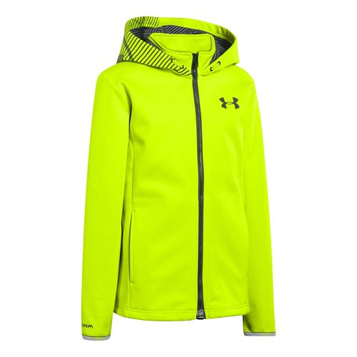 Children's Under Armour�Boys ColdGear Infared Storm MagZip Jacket