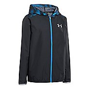 Kids Under Armour Boys Pulse Full Zip Running Jackets