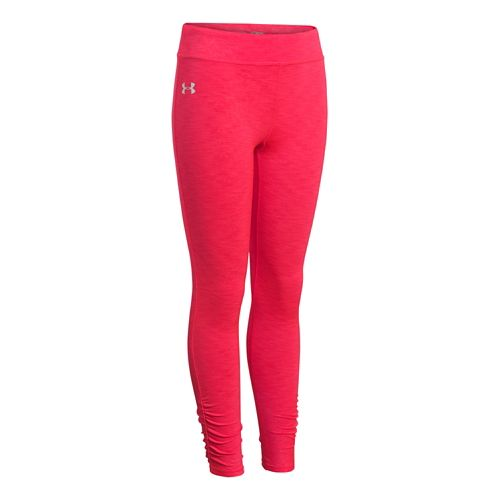 Kids Under Armour Girls Mevo Fitted Tights - Neo Pulse L
