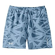 Mens Under Armour Escape 7'' Printed Lined Shorts