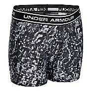 Kids Under Armour Boys Original-Series Boxer Jock Novelty (Two Pack) Boxer Brief Underwear Bottoms